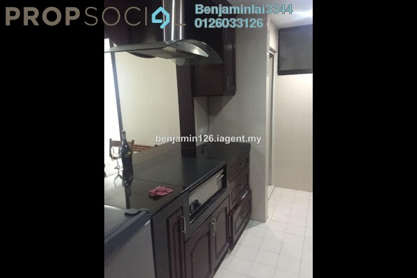 For Sale Condominium at Sri Putramas II, Dutamas Freehold Semi Furnished 3R/2B 678k