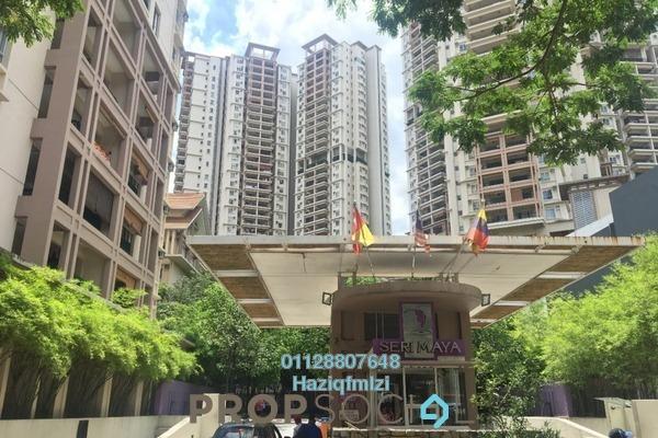 For Rent Condominium at Seri Maya, Setiawangsa Freehold Fully Furnished 4R/5B 5k