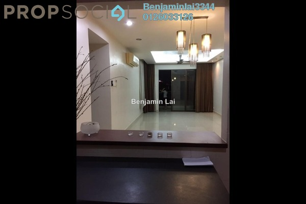 For Rent Condominium at Sri Putramas II, Dutamas Freehold Semi Furnished 3R/2B 1.85k