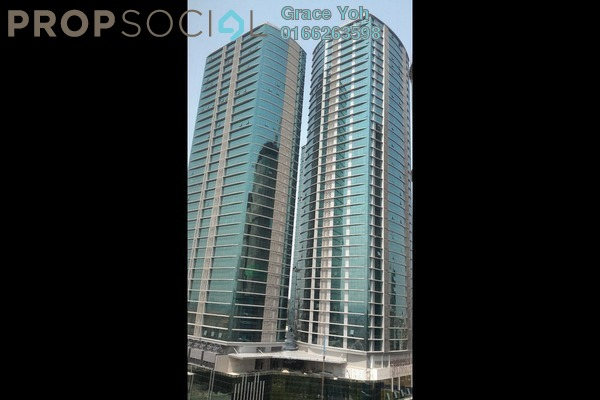 For Rent Office at The Vertical, Bangsar South Leasehold Unfurnished 0R/0B 4.45k