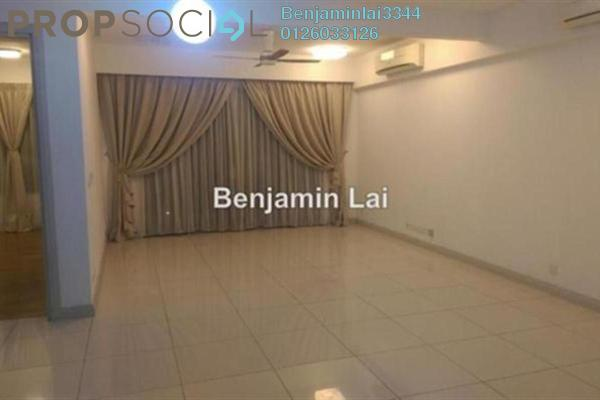 For Rent Condominium at The Westside One, Desa ParkCity Freehold Semi Furnished 2R/2B 3k