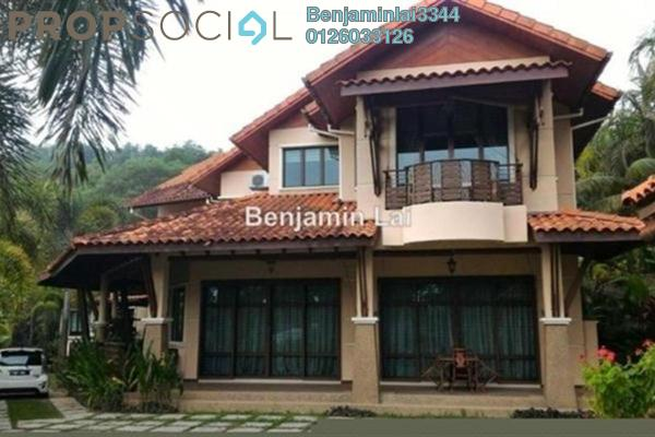 For Sale Bungalow at The Apex, Bandar Seri Putra Freehold Semi Furnished 7R/8B 3.7m