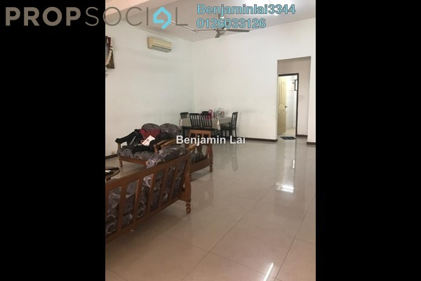 For Rent Terrace at Sunway SPK Damansara, Kepong Freehold Semi Furnished 5R/4B 3k