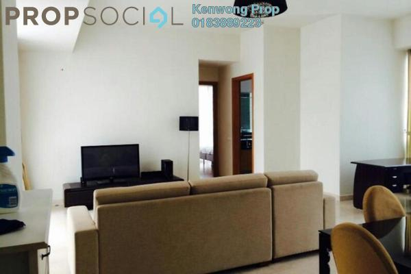 For Rent Condominium at The Meritz, KLCC Freehold Fully Furnished 3R/3B 5.8k