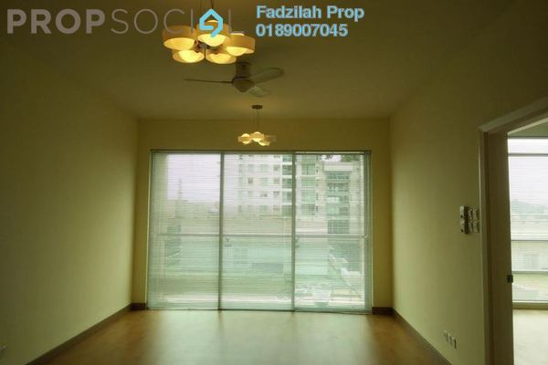 For Rent Condominium at Solaris Dutamas, Dutamas Freehold Semi Furnished 1R/1B 2.5k