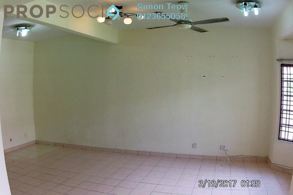 For Rent Terrace at PP 1, Taman Putra Prima Freehold Unfurnished 4R/3B 1.3k