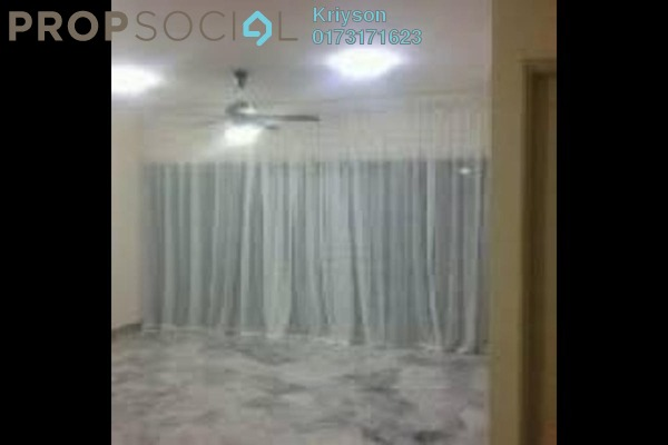 For Sale Apartment at Delima Apartment, Desa Pandan Leasehold Semi Furnished 3R/2B 400k
