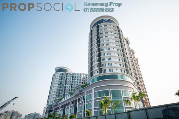 For Rent Condominium at Tiara Mutiara, Old Klang Road Freehold Semi Furnished 2R/2B 1.5k