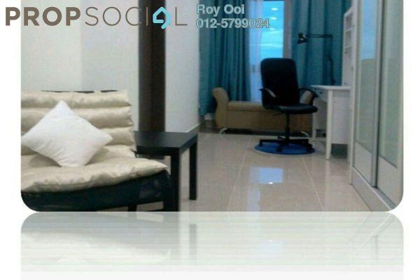 For Rent SoHo/Studio at Shaftsbury Square, Cyberjaya Freehold Fully Furnished 1R/1B 1.8k
