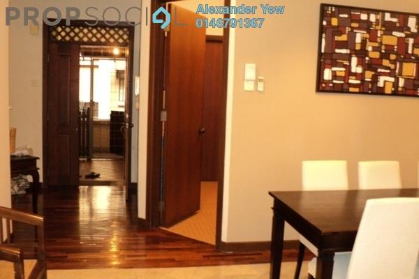 For Rent Condominium at 38 Bidara, Bukit Ceylon Freehold Fully Furnished 2R/2B 2.4k