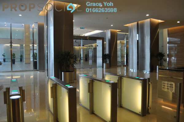 For Rent Office at The Vertical, Bangsar South Leasehold Unfurnished 0R/0B 5.78k