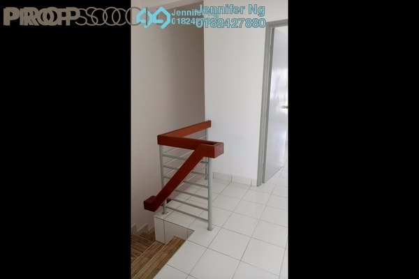For Rent Terrace at Subang Impian, Subang Leasehold Semi Furnished 4R/3B 2k