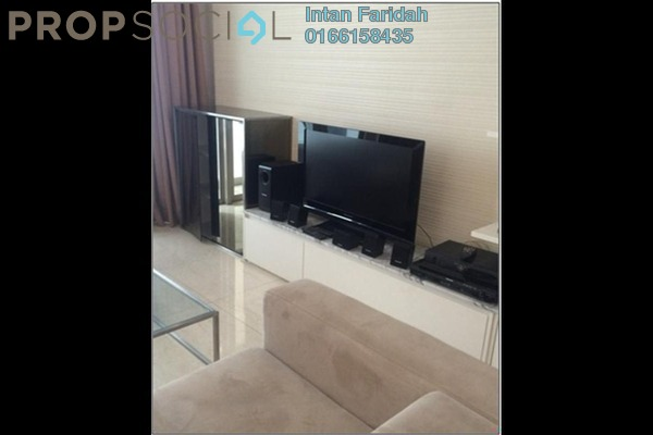 For Rent Condominium at Marc Service Residence, KLCC Freehold Fully Furnished 3R/3B 7k