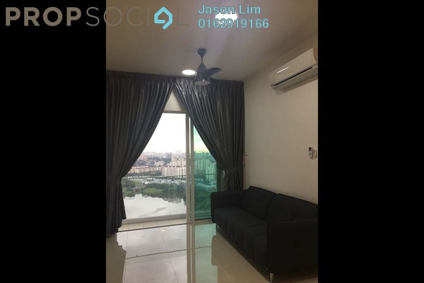 For Rent Serviced Residence at Desa Green Serviced Apartment, Taman Desa Freehold Fully Furnished 3R/2B 3k