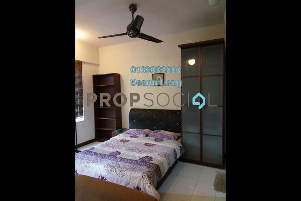 For Rent Condominium at Ritze Perdana 1, Damansara Perdana Leasehold Fully Furnished 0R/1B 1.2k