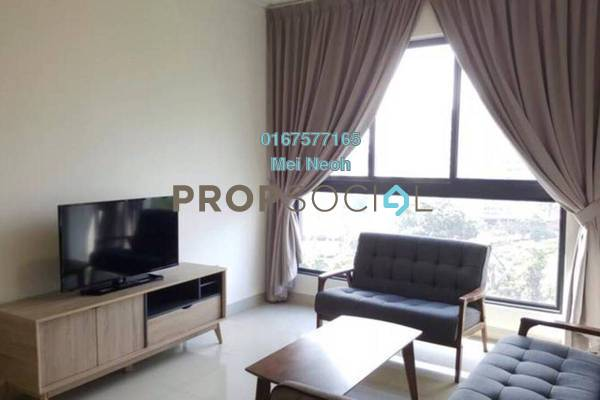 For Rent Condominium at Sky Suites @ Meldrum Hills, Johor Bahru Freehold Fully Furnished 1R/1B 2.2k