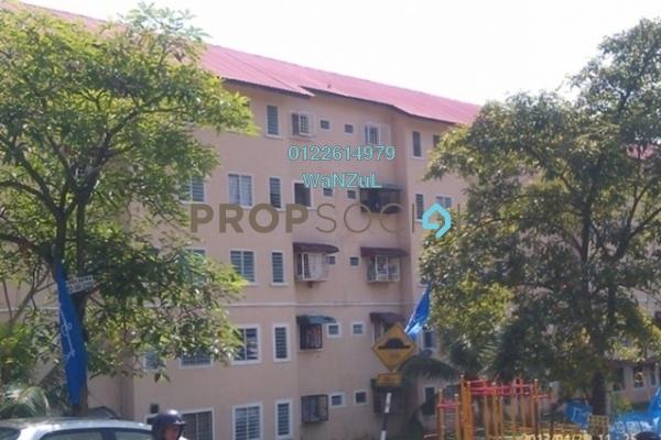 For Sale Apartment at Taman Puncak Kinrara, Bandar Kinrara Leasehold Semi Furnished 3R/2B 148k