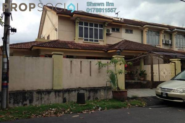 For Sale Terrace at Seksyen 9, Bandar Mahkota Cheras Freehold Fully Furnished 5R/4B 1.5m