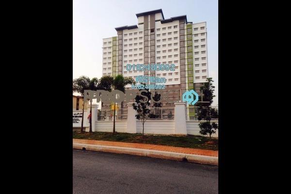 For Sale Apartment at Subang Bestari, Subang Leasehold Semi Furnished 3R/2B 300k