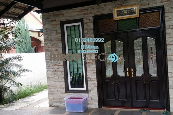 For Rent Semi-Detached at Kota Warisan, Sepang Freehold Semi Furnished 4R/4B 2.9k