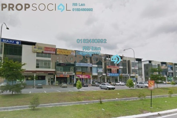 For Sale Shop at Kiara Business Centre, Semenyih Freehold Unfurnished 0R/0B 1.45m