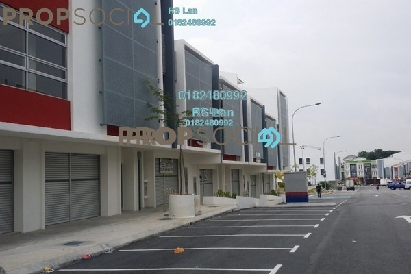 For Sale Shop at Mercato, Bandar Enstek Freehold Unfurnished 0R/2B 917k