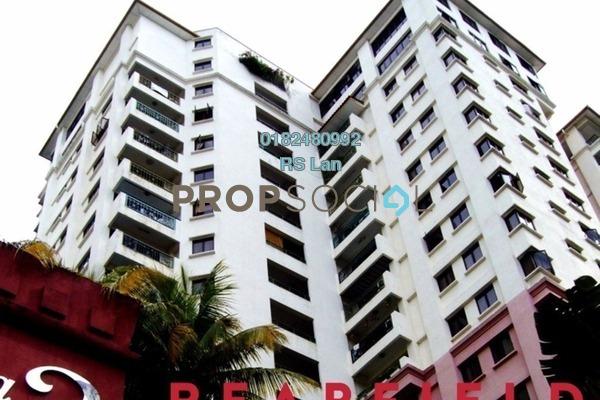 For Rent Condominium at Menara Duta 2, Dutamas Freehold Fully Furnished 3R/3B 1.9k