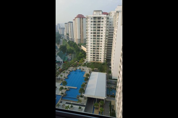 For Rent Condominium at Sterling, Kelana Jaya Leasehold Unfurnished 5R/3B 3.3k