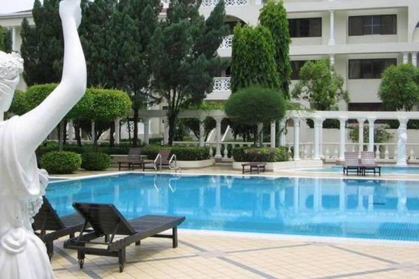 For Sale Condominium at Tivoli Villas, Bangsar Freehold Unfurnished 2R/1B 1.25m