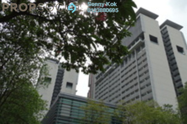 For Rent Shop at Dua Residency, KLCC Freehold Unfurnished 0R/0B 125k