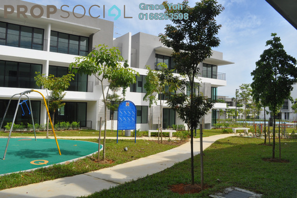 For Sale Townhouse at Primer Garden Town Villas, Cahaya SPK Leasehold Unfurnished 3R/4B 880k