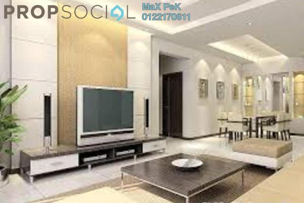 For Sale Condominium at Rica Residence, Sentul Freehold Unfurnished 3R/2B 655k