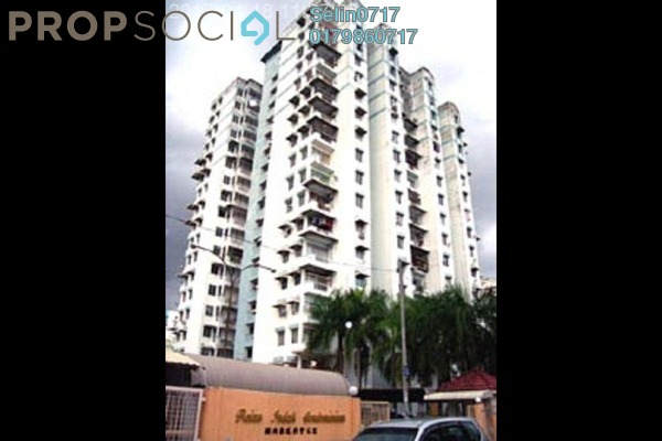For Sale Apartment at Relau Indah, Relau Freehold Fully Furnished 3R/2B 378k