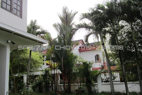 For Sale Semi-Detached at Taman Bukit Damansara, Damansara Heights Freehold Semi Furnished 5R/4B 3.38m