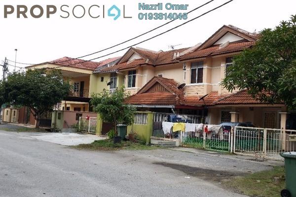 For Sale Terrace at Bandar Puncak Alam, Kuala Selangor Leasehold Unfurnished 3R/3B 299k