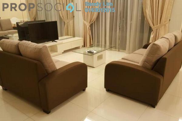 For Rent Condominium at Sinaran TTDI, TTDI Freehold Fully Furnished 2R/3B 3k