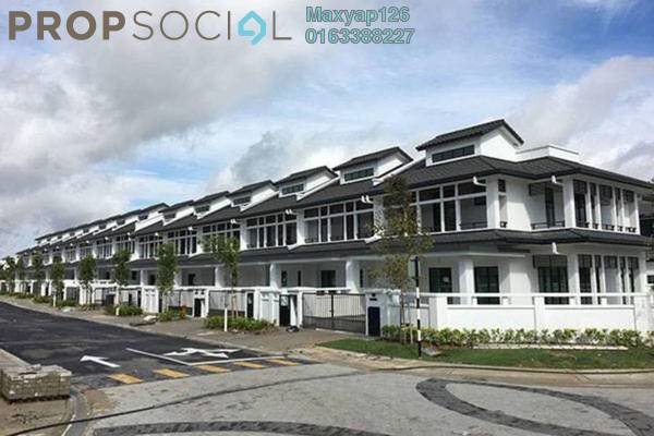 For Rent Terrace at Eco Majestic, Semenyih Freehold Unfurnished 4R/5B 2.2k