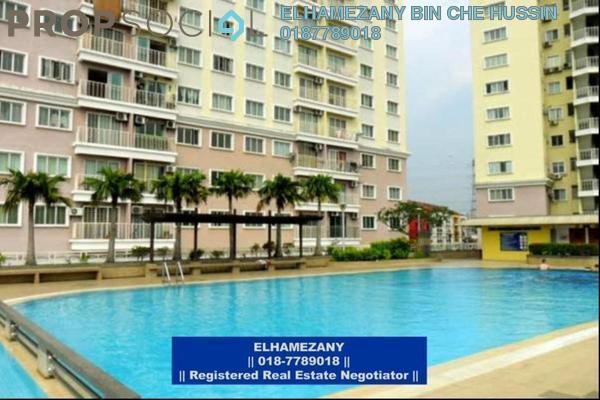 For Sale Condominium at Juta Mines, Seri Kembangan Leasehold Semi Furnished 3R/2B 320k