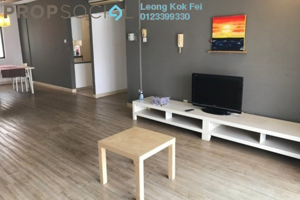 For Rent Condominium at Angkupuri, Mont Kiara Freehold Fully Furnished 3R/2B 2.6k