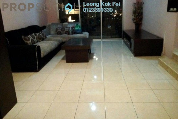 For Rent Condominium at Kelana Mahkota, Kelana Jaya Leasehold Fully Furnished 3R/2B 2k