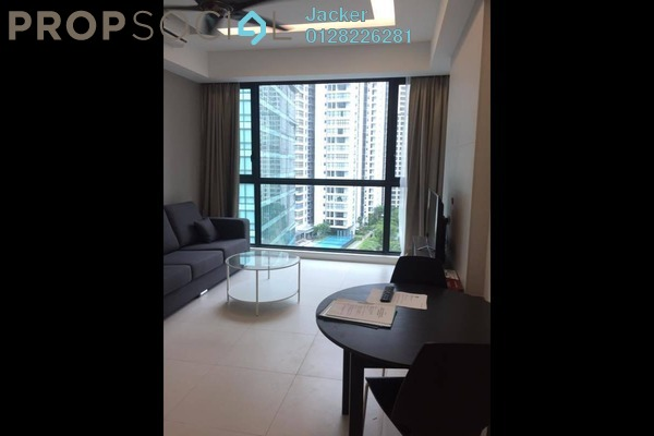 For Rent Serviced Residence at Three28 Tun Razak, KLCC Freehold Fully Furnished 2R/2B 2.7k