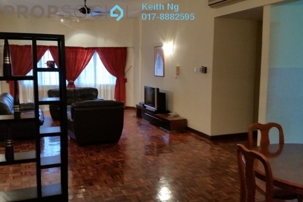For Rent Condominium at Angkupuri, Mont Kiara Freehold Fully Furnished 3R/2B 3.1k