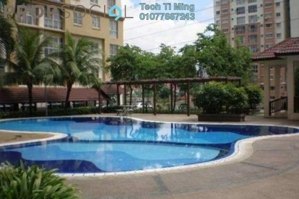 For Sale Condominium at Sri Jati I, Old Klang Road Freehold Semi Furnished 3R/2B 350k