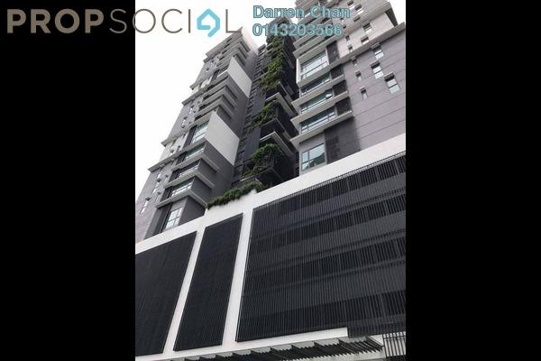 For Rent Condominium at Three28 Tun Razak, KLCC Freehold Fully Furnished 2R/2B 2.7k