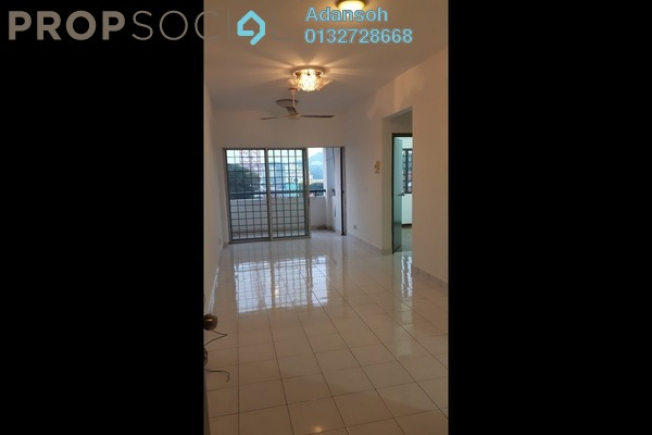 For Sale Apartment at Suria KiPark Damansara, Kepong Freehold Semi Furnished 3R/2B 370k