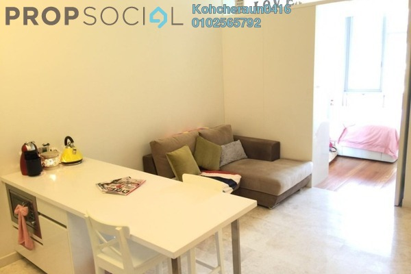 For Rent Condominium at The Signature, Sri Hartamas Freehold Fully Furnished 1R/1B 2.6k