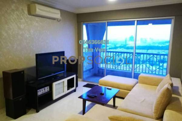 For Rent Condominium at Koi Tropika, Puchong Leasehold Semi Furnished 3R/2B 1.2k
