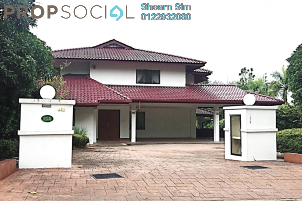 For Rent Bungalow at The Beverly Row, Putrajaya Freehold Semi Furnished 5R/6B 10k
