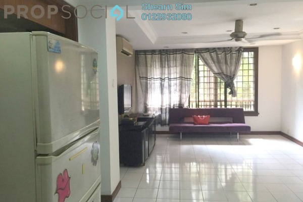 For Rent Condominium at Riana Green, Tropicana Leasehold Fully Furnished 1R/1B 1.7k