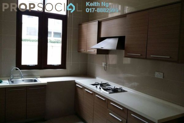 For Sale Terrace at Bukit Kiara Residences, Sri Hartamas Freehold Semi Furnished 5R/4B 3.45m